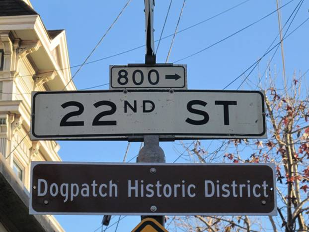 Dogpatch Historic District