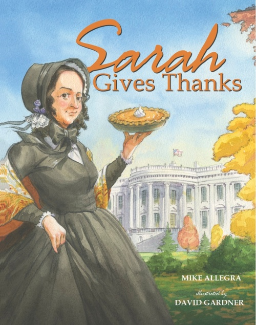 Sarah Gives Thanks Cover  hi res